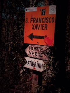 SAO PAULO A MONTE VERDE