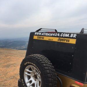 Nova Viatura Atibaia 4x4 - Turismo Off Road