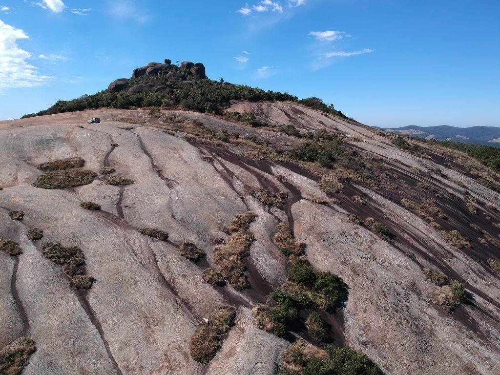 VOO DE DRONE NA PEDRA GRANDE DE ATIBAIA SP