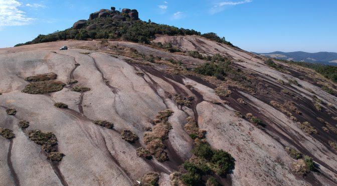 VOO DE DRONE NA PEDRA GRANDE ATIBAIA SP